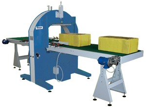 Horizontal stretch wrapper AT Cyklop Teknik